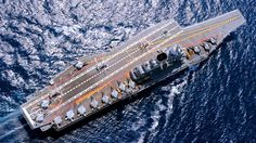 INS Vikramaditya, Indian Aircraft carrier with MIG29s