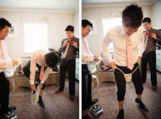 chinese door games at mottram hall http://www.beautifullifeuk.com/blog/weddings/chinese-wedding-door-games/