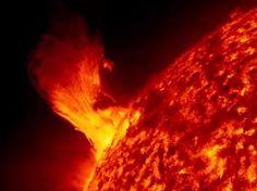 Este video del sol es lo más fascinante que verás hoy