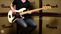 Fender American Standard Jazz Bass Demo