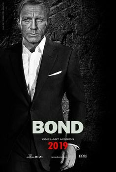 The name is Bond,James Bond