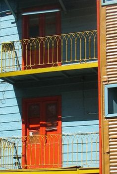 Boca balconies