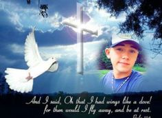 2 yrs in Heaven & I miss you so much I can't even explain. I love you my Angel, Logan forever 16