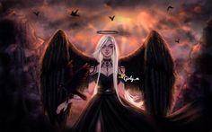 Riyadh girly_m Girly M Instagram, Sarra Art, Girl M, Beautiful Fantasy Art, Angels In Heaven, Anime Art Girl, Anime Girls, Girl Cartoon, Figure Drawings
