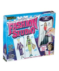 Take a look at this Fashion Studio Kit on zulily today!