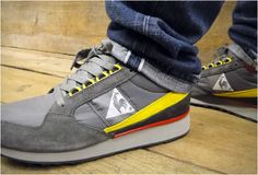 LE COQ SPORTIF ECLAT SPRING COLLECTION