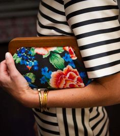 A fun clutch for girls night out!