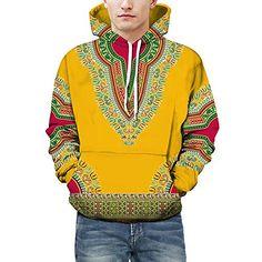 St.Dona Mens Long Sleeve Plaid Pullover Hoodies Slim Fit Hooded Sweatshirt Plus Size Lightweight Hoodie Shirt