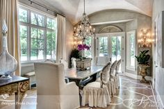 Secrets of Segreto - Segreto Secrets Elegant Dining Room