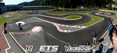 on-road asphalt in Trencin, Slovakia Touring, Rc Track, Rc Cars, Baseball Field, Racing, Check, Hs Sports, Running, Auto Racing