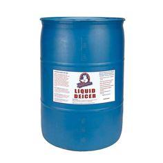 30-gallon Drum of Bare Ground Deicer