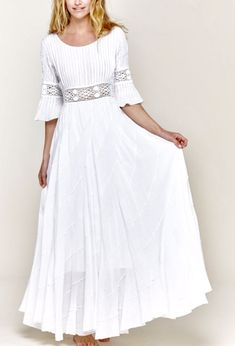Swans Style is the top online fashion store for women. Shop sexy club dresses, jeans, shoes, bodysuits, skirts and more. Stylish Dresses, Casual Dresses, White Dress Summer, Summer Dresses, Boho Dress, Dress Skirt, Pretty Dresses, Beautiful Dresses, Boho Fashion