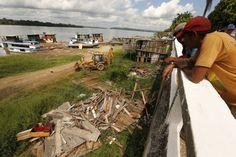 Belo Monte e o crime contra os indios