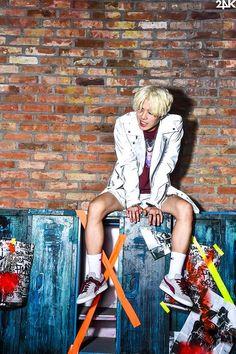DaeIl 3rd Mini Album 'Super Fly'