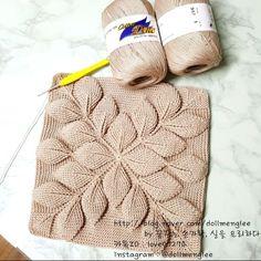 Crochet Purse Patterns, Bag Crochet, Crochet Market Bag, Crochet Pillow, Crochet Purses, Crochet Motif, Crochet Stitches, Crochet Baby, Knitting Patterns