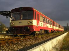 This Diesel train 810 It is the most used train in the regional transport CZECH rep. Czech Republic, Locomotive, Regional, Techno, Diesel, Transportation, Train, Model Trains, World