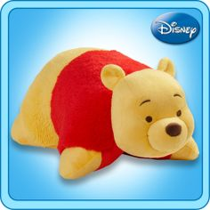 Pooh Pillow Pet I have this one!!!