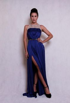 Lindo vestido de Carlos Bacchi Atleier.