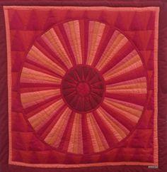 red mandala Tree Skirts, Art Work, Mandala, Christmas Tree, Holiday Decor, Red, Home Decor, Artwork, Teal Christmas Tree