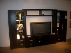 Chrystie Entertainment Center Fully Loaded