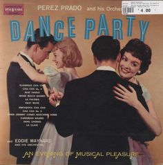 Perez Prado And His Orchestra - Dance Party