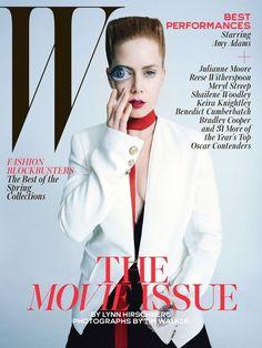 W Magazine - W Magazine February 2015 Covers
