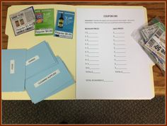 Coupons are easy to find, cut out, laminate and use for a variety of activities. Here are a few ideas of how I incorporate coupons in treatment sessions. CLICK HERE TO DOWNLOAD FREE COUPONING SHEE...