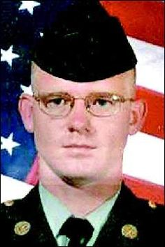Army Spc. Justin R. Blackwell  Died August 5, 2007 Serving During Operation Iraqi Freedom  27, of Paris, Tenn.; assigned to the 59th Military Police Company, 759th Military Police Battalion, 89th Military Police Brigade, Fort Carson, Colo.; died Aug. 5 in Baghdad of wounds sustained from enemy indirect fire.