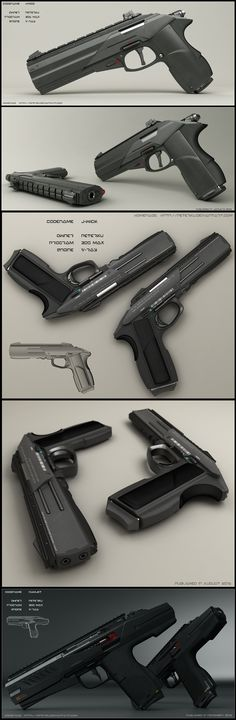 Handguns by Peterku on Deviantart