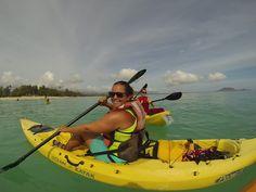 Sea Kayaking in Hawaii #TurquoiseCompass