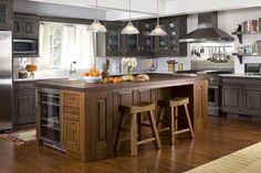 Homestead Home kitchen