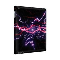 "iPad 3 Decorative Snap-on Pattern: Lightening by Luardi. $37.48. lipad3DBc03 Pattern: Lightening Features: -HD quality graphics.-Three different designs.-Slimfit light weight. Dimensions: -Dimensions: 11"" H x 0.75"" W x 8.5"" D."