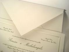Convites de casamento: dicas e tendências