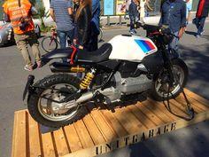 Ottonero Cafe Racer: sKrambler