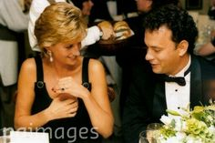 Diana & Tom Hanks ~