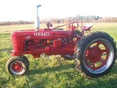 1941 McCormick-Deering Farmall