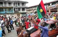 IPOB Members Attack Anambra Governorship Aspirant In Church During Campaign
