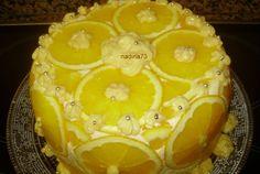 Recipes - orange cake without baking Deserts, Muffin, Cooking Recipes, Pudding, Cookies, Orange, Baking, Breakfast, Cake