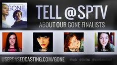 Tweet [at] SPTV about User Based Casting!