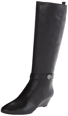 Bandolino Women's Adanna Leather Riding Boot ** To view further, visit now : Boots