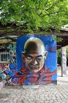 https://flic.kr/p/HzFFz8 | Street Art Zolar | Fabian Zolar  Street Art