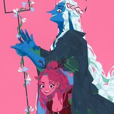 "Hades and Persephone from 's ""Lore Olympus"" on Webtoon by Hades Und Persephone, Greek Mythology Art, Greek Gods And Goddesses, Lore Olympus, Webtoon Comics, Kawaii, Percy Jackson, Art Inspo, Cartoon"