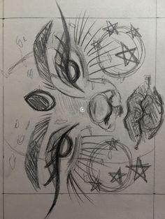 Arte Grunge, Grunge Art, Art Drawings Sketches Simple, Indie Drawings, Drawing Ideas, Indie Art, Arte Sketchbook, Funky Art, Cartoon Art Styles