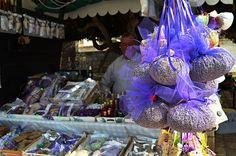 Lavender stall, Hvar Town, Croatia   Flickr - Photo Sharing!