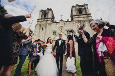 Mission Wedding