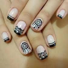 Resultado de imagem para mandala nails