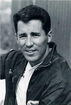Young Mario Andretti