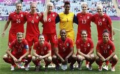 Canada Women's Soccer team I Am Canadian, O Canada, Ronald Mcdonald, Soccer, Sports Teams, Fictional Characters, Image, Women, Futbol
