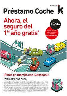 Campaña nacional de Préstamo Coche de Kutxabank