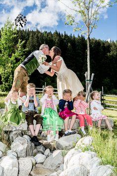 Mountain Wedding Zillertal Tyrol Austria - Roessl Alm - Stressfree Weddings by SandraM Tyrol Austria, Happy Wife, Winter, Dolores Park, Wedding Venues, Mountain, Life, Wedding, Winter Time